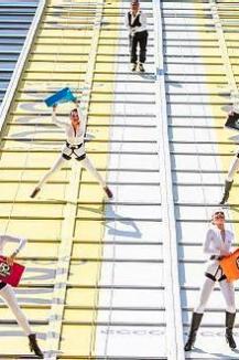 Vertical Catwalk – Ecco